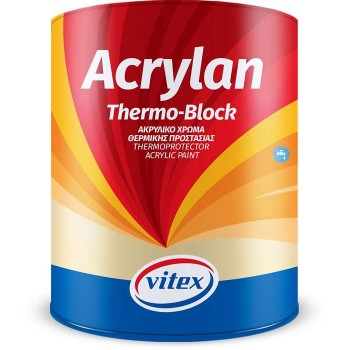 VITEX-Acrylan Thermo-Block/Acrylic paint thermal protection-00730