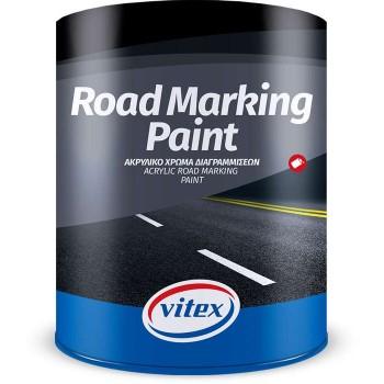 VITEX - Road Marking Paint / Κίτρινο Ακρυλικό Χρώμα Διαγραμμίσεων - 13631
