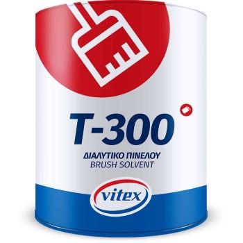 VITEX-BRUSH SOLVENT T-300-11040