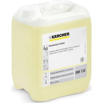 Απολυμαντικό και απορρυπαντικό καθαριστικό RM 732, 5L 6.295-596.0 KARCHER