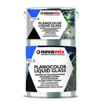 PLANOCOLOR LIQUID GLASS 1 Kg NOVAMIX