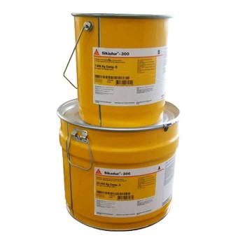 Sikadur-300 Epoxy impregnation resin, set 20kg, Syst. (A + B)-472932