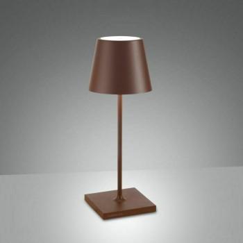 LIGHT POLDINA MINI PRO LD0320R3 CORTEN