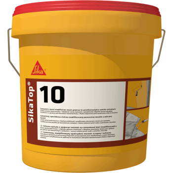 SikaTop-10 Water base primer with mineral fillers, red container 5kg-441145