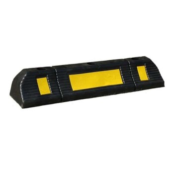 PARK-DH-225 colored single household wheel stop