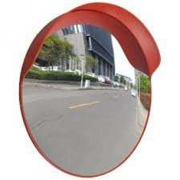 DOORADO - Κυρτός καθρέπτης ασφαλείας διαμέτρου Φ100cm  - KCM-100-OUT