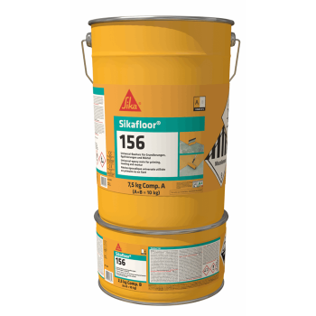 Sikafloor-156 2-Ingredient Epoxy Primer, Flattening and Smoothing Mortar - 1458