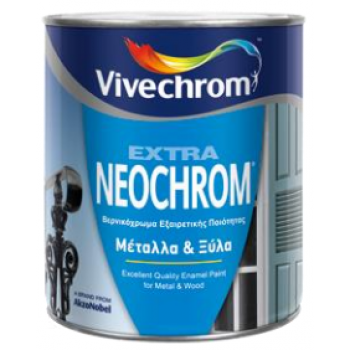 VIVECHROM - Extra Neochrom / White Varnish for Metals & Woods - 88106