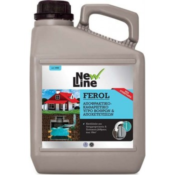NEW LINE - Ferol Obstructive Cesspool & Sink Cleaner 5L - 90115