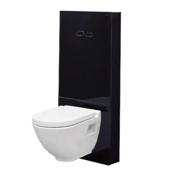 Glass Frame Flush & Basin Harmony by Bien Proglass Sense 58-590010 - 58590010