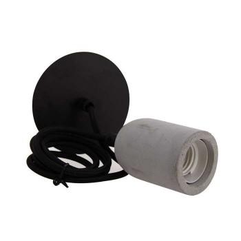 Xanlite Grey Cement Suspension E27- 420875