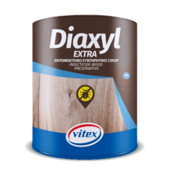 VITEX - Diaxyl Extra / Colorless Insecticide Water Wood Preservative 2.5lt - 52298