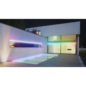 Xanlite - Solar Colorful Outdoor LED Movie RGB - 420950