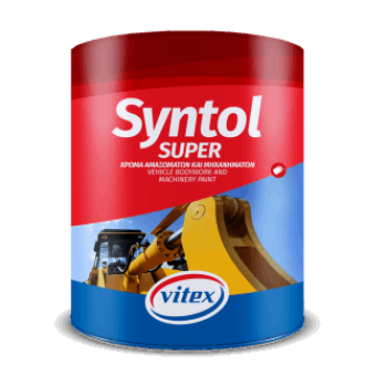VITEX - Syntol Super / Alkyd Duphincolor with High Strength , Cover and Sheen in Shades - 80163
