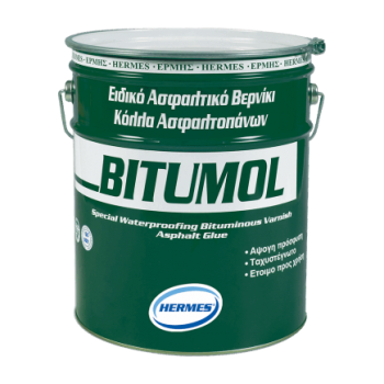 HERMES - Bitumol / Bituminous Varnish for Membrane Gluing - 52125