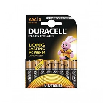 Duracell - Offer 6+2 Alkaline Batteries AAA 1.5V - 7774