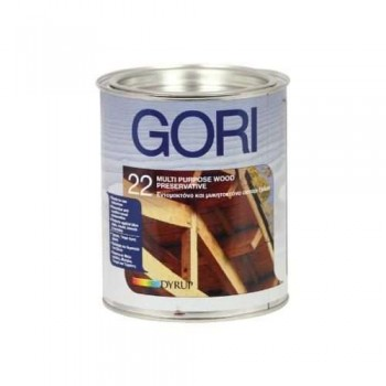 Gori 22 Multi Purpose Wood Preservative / Wood Preservative with Fungicide and Insecticide Action - 09634