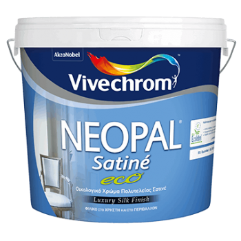 VIVECHROM - Neopal Satine Eco / Eco-Friendly Luxury Color Satin - 02243
