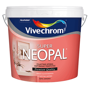 VIVECHROM - Super Neopal / White Plastic Color Top Quality - 74905