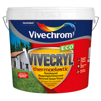 VIVECHROM - VIVECRYL THERMOELASTIC ECO / Eco-friendly Thermal Protective Insulating Color - 77561
