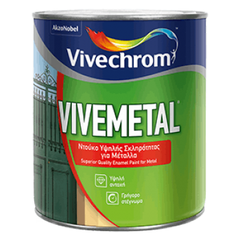 VIVECHROM - Vivemetal / High Hardness Doocolor for Metals in Glossy and Satin Finish - 61108