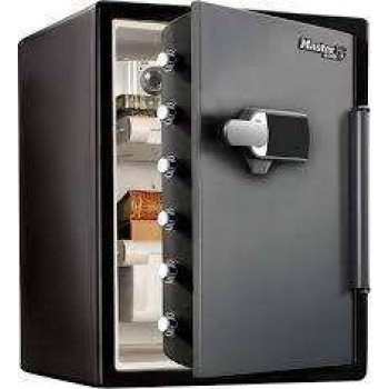 MASTER LOCK - SAFE SAFE WITH ELECTRONIC CODE & ALARM LFW205TWC - 544020112