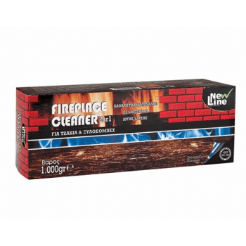 NEW LINE - FIREPLACE CLEANER CLEANING COVER 1KG - 90701