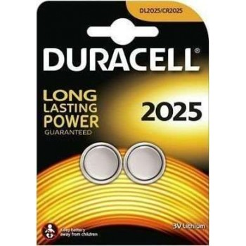 DURACELL - Lithium Batteries 3V Specialty Electronics 2025 2pc - 2025