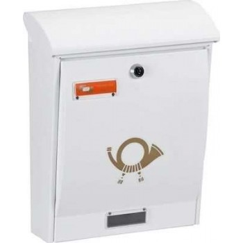 VIOLET - Outdoor Mailbox Unbreakable in IMOZ Shades - 309-99