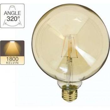 Xanlite Lamp Globos G125 Vintage 4W E27 320° 350LM 1800K - 416649