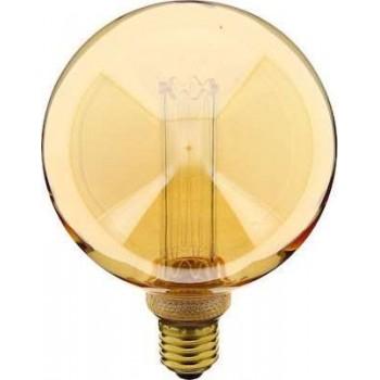 XANLITE - LED Bulb Deco Hologramme E27 G125 200LM - 424941