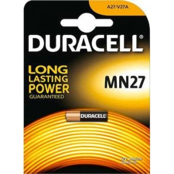 Duracell - Long Lasting MN27 Alkaline Battery - 790151