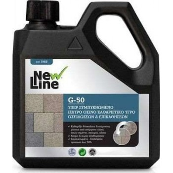 NEW LINE - Oxidizer/Deposits Cleaner Concentrated 1lt - 90656