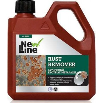 NEW LINE - RUST REMOVER / Metal Rust Remover 1lt - 90006