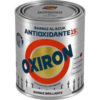 TITAN - OXIRON Αντισκωριακό Βερνίκι Μετάλλων Νερού 750ml - 80040
