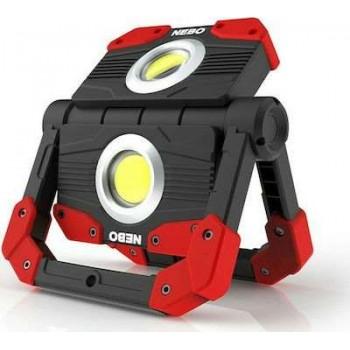 NEBO - OMNI 2K WORK LIGHT 2000lum AND Power Bank - NE0015