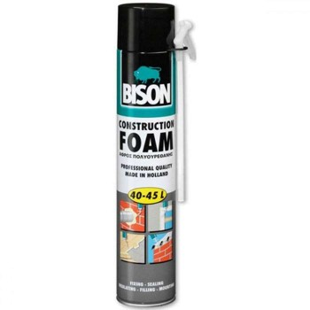 Bison-Polyurethane Foam 750ml 66993