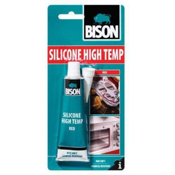 BISON-High Temperature silicone 300 °C 66528