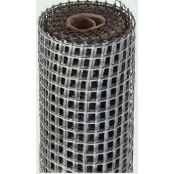 SikaWrap-350G Grid Fiberglass mesh for structured reinforcement of brickwork and stonework, 1x50m roll 50m ²-182303