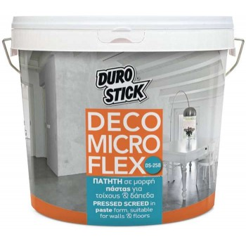 DS-258 DECO MICRO FLEX GREY OPEN 15KGS DUROSTICK