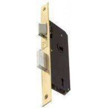 DOMUS LOCKABLE door WITH SQUARE Plate 40mm-80140