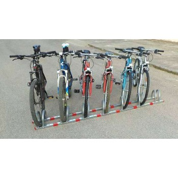 Doorado Bicycle parking Bar with 7 seats-PARK-BBR7