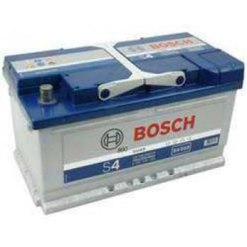 BOSCH Car Battery 12V 80AH-740EN A-boot-S4010