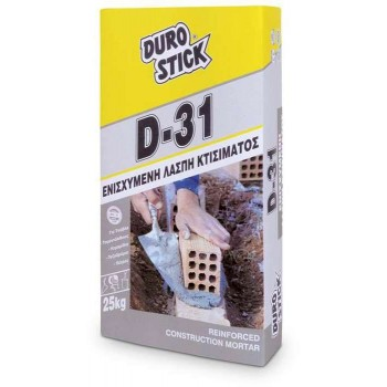 DUROSTICK D-31 25Kgr MUD